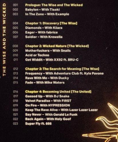 Jauz Tracklist