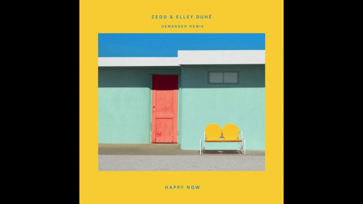 "Zedd Releases Remixes For ""Happy Now"" With Elley Duhe"