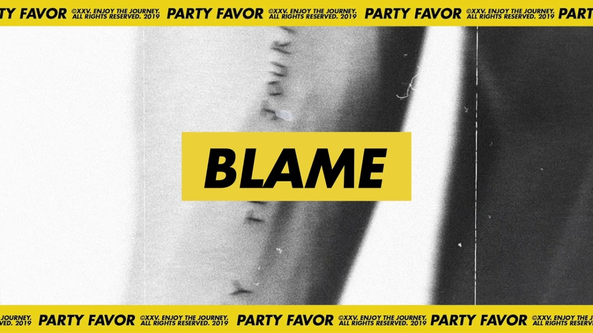 "Party Favor Taps Naïka for ""Blame"""