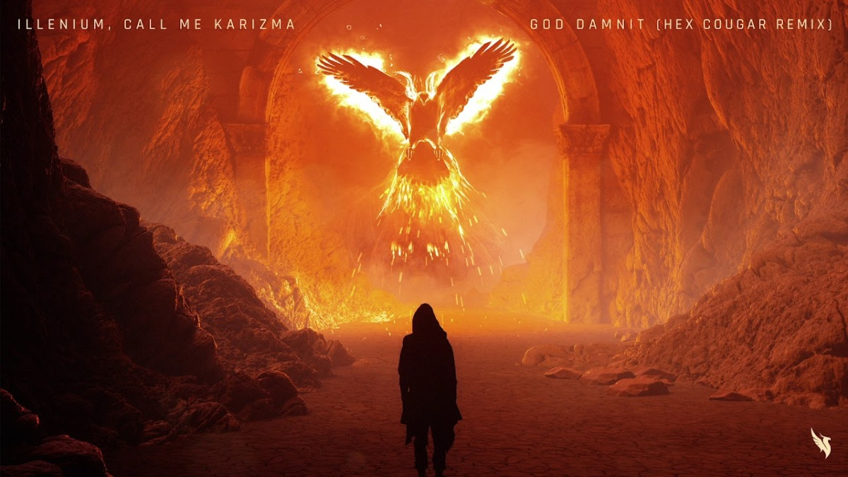 "HEX COUGAR'S OFFICIAL REMIX OF ILLENIUM'S ""GOD DAMNIT"" IS OUT NOW!"