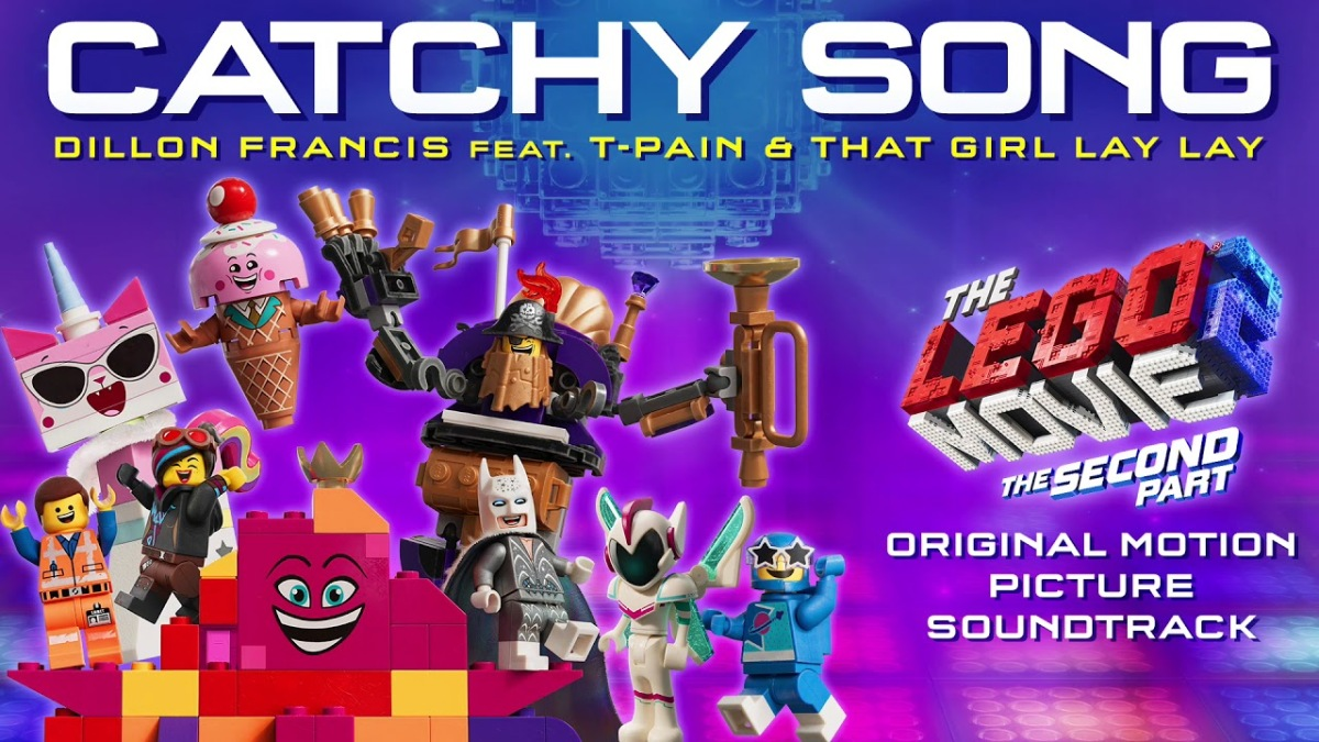 "Dillon Francis Produced The Lego Movie 2's Theme Song and It's Catchier Than ""Everything Is Awesome"""
