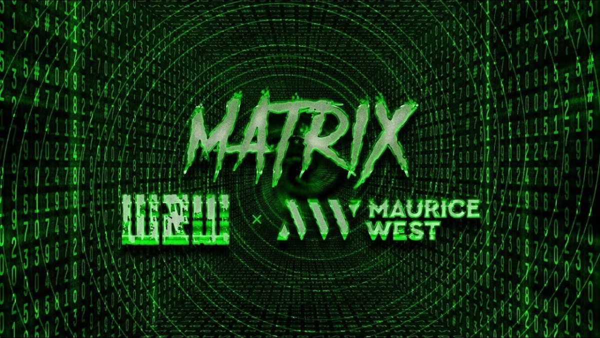 "W&W Recruit Maurice West For Newest Banger ""Matrix"" (Official Video)"