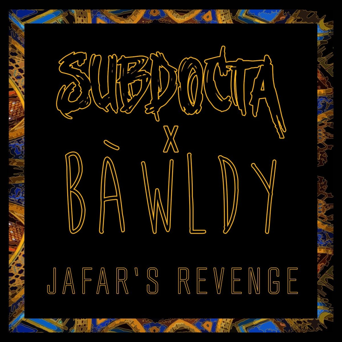 "Subdocta Links Up With Bawldy For ""Jafar's Revenge"""