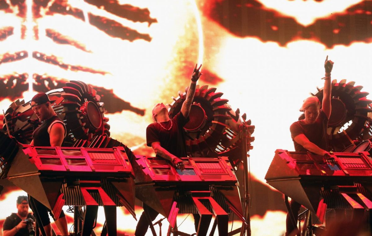 Watch The Glitch Mob Drop Unreleased 1788-L & LICK Collaborations at EDC Vegas